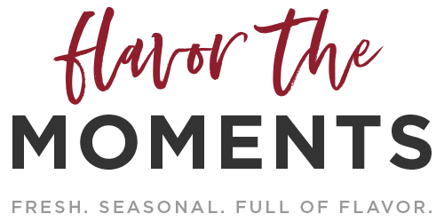 Flavor the Moments Logo