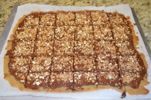 Larimer Toffee Squares Recipe — Dishmaps