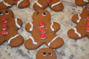 Gingerbread Boy #2