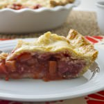 strawberry orange rhubarb pie