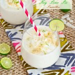 Coconut Key Lime Pie Smoothie