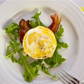 Egg and Bacon Breakfast Cups