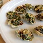 oysters rockefeller