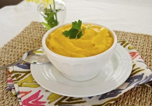 kabocha squash yukon gold mash | flavor the moments