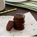 homemade thin mints1