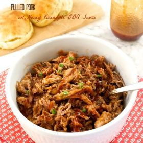 Beer Braised Slow Cooker Pulled Pork1 | flavorthemoments.com