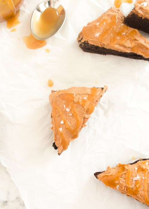 salted caramel cocoa brownies2
