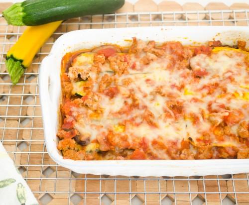 grilled zucchini lasagna3 | flavorthemoments.com