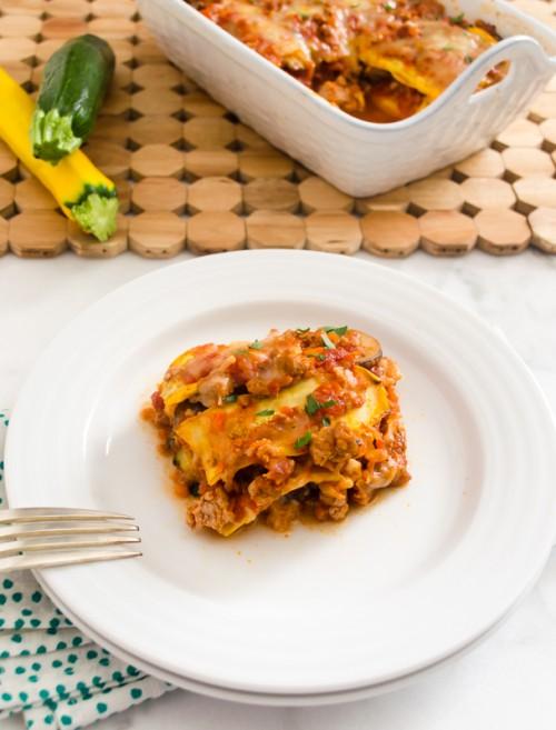 grilled zucchini lasagna4 | flavorthemoments.com