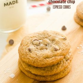 salted chocolate chip espresso cookies1 flavorthemoments.com
