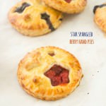 star spangled berry hand pies1 flavorthemoments.com