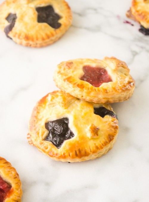 star spangled berry hand pies6 | flavorthemoments.com