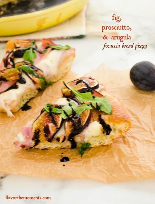 fig-prosciutto-arugula-focaccia-bread-pizza1 | flavorthemoments.com