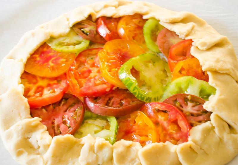 heirloom-tomato-galette-farmers-market-friday2 ...