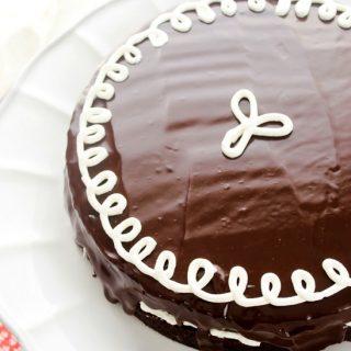 Hostess Cupcake Layer Cake