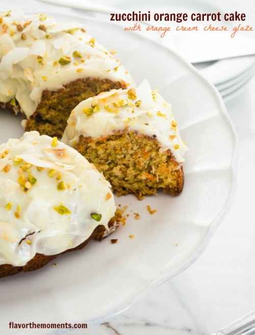 zucchini-carrot-bundt-cake-with-orange-cream-cheese-glaze1  flavorthemoments.com