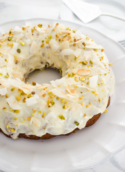 zucchini-carrot-bundt-cake-with-orange-cream-cheese-glaze4 | flavorthemoments.com