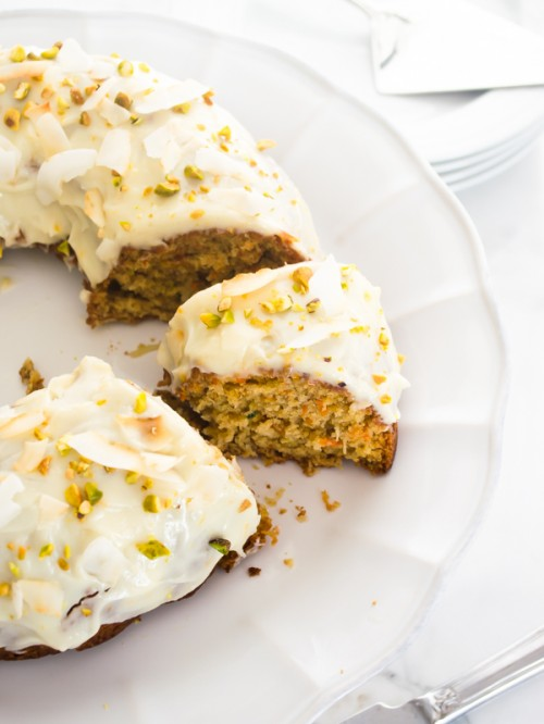zucchini-carrot-bundt-cake-with-orange-cream-cheese-glaze5 | flavorthemoments.com