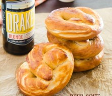 beer-soft-pretzels-with-maple-mustard-sauce1 | flavorthemoments.com