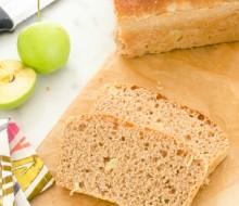 apple-cinnamon-english-muffin-bread1 | flavorthemoments.com