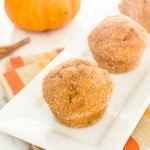 brown-butter-pumpkin-donut-muffins1 | flavorthemoments.com
