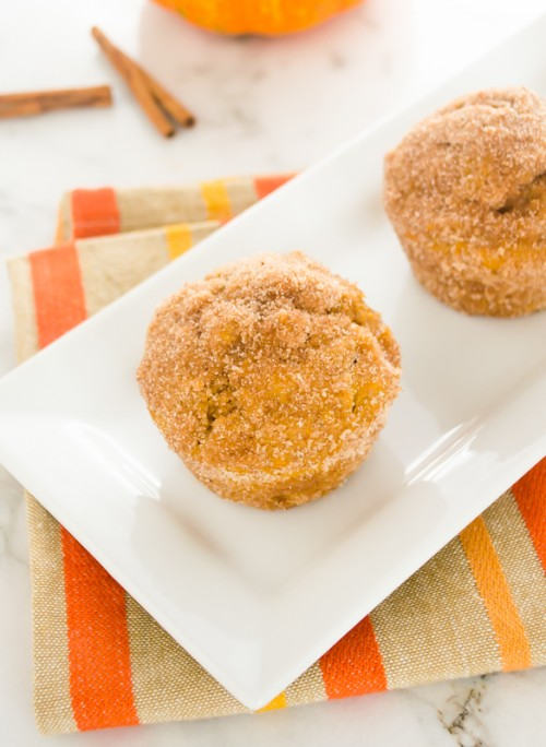 brown-butter-pumpkin-donut-muffins3 | flavorthemoments.com