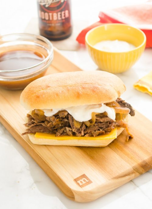 Root Beer Barbecue Beef Sandwiches Recipes — Dishmaps