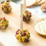 mini-cheese-balls-with-cranberries-and-pistachios1 | flavorthemoments.com