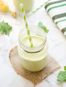 tropi-kale-green-smoothie5 | flavorthemoments.com