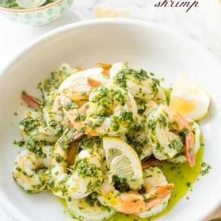 easy-italian-salsa-verde-shrimp1 | flavorthemoments.com