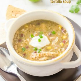 slow-cooker-chicken-salsa-verde-tortilla-soup1 | flavorthemoments.com
