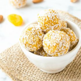 apricot-almond-coconut-energy-bites1 | flavorthemoments.com