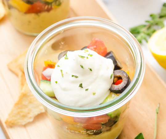 7-layer-mediterranean-dip-parfaits-with-whipped-feta4-flavorthemoments.com