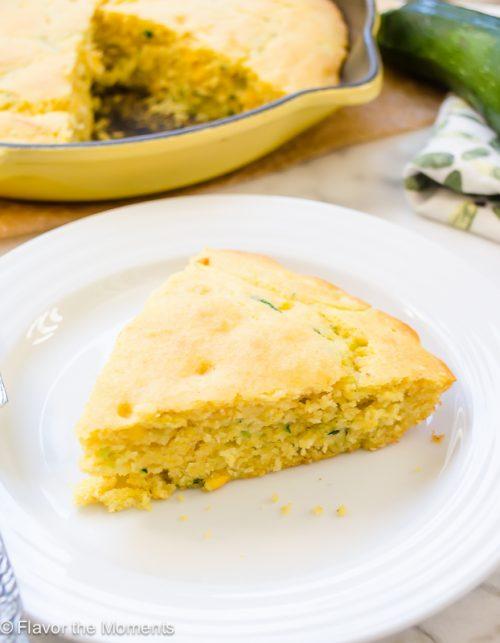 skillet-zucchini-cornbread2 | flavorthemoments.com