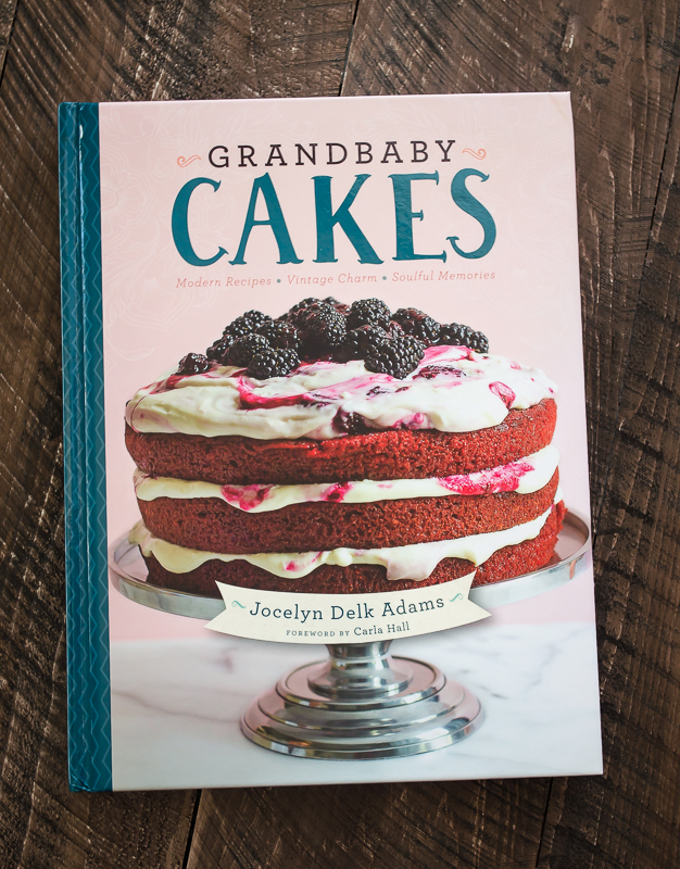 grandbaby cakes cookbook