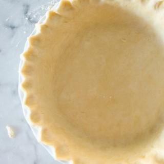 Quick and Easy Flaky Pie Crust