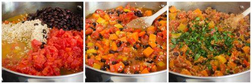 Mexican quinoa process 2