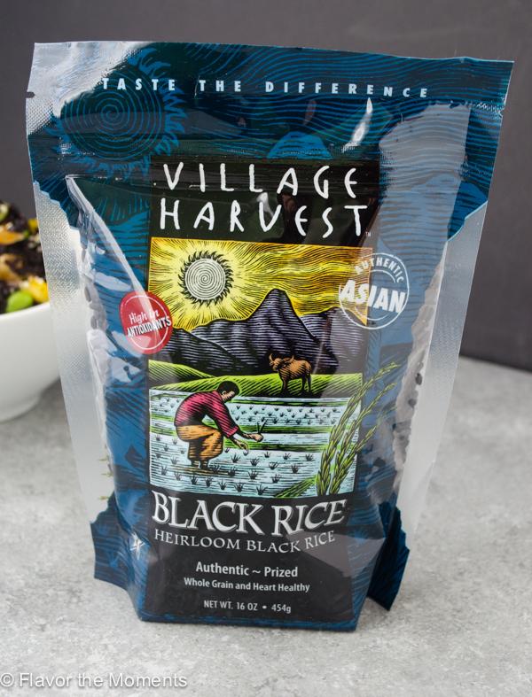 Village Harvest black rice