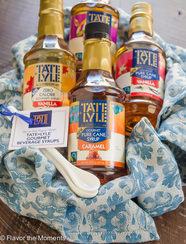Tate+Lyle Gourmet Beverage Syrups