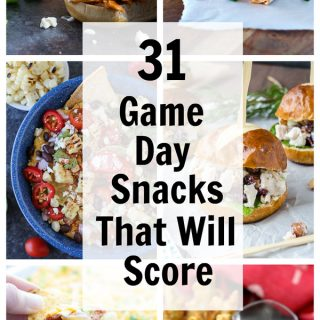 31 Tailgating Snacks That Will Score