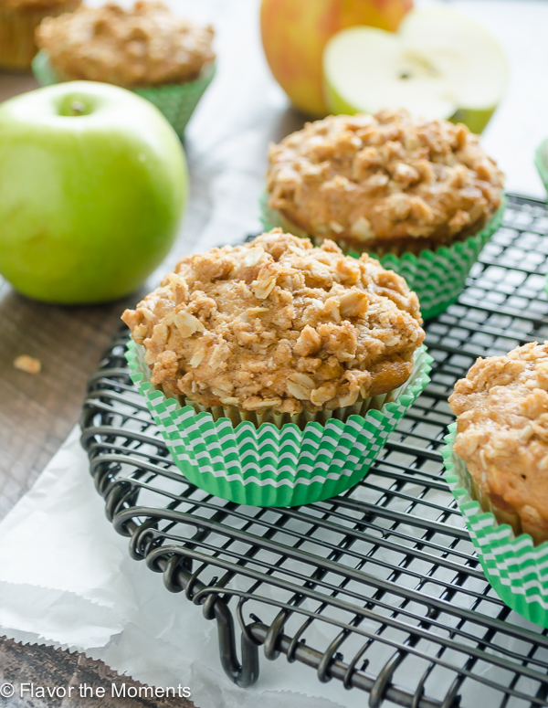how to make apple crisp with oatmeal