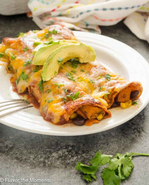 sweet-potato-black-bean-corn-enchiladas4-flavorthemoments ...