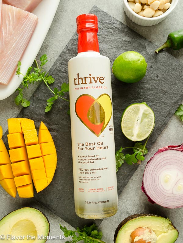 Thrive Culinary Algae Oil