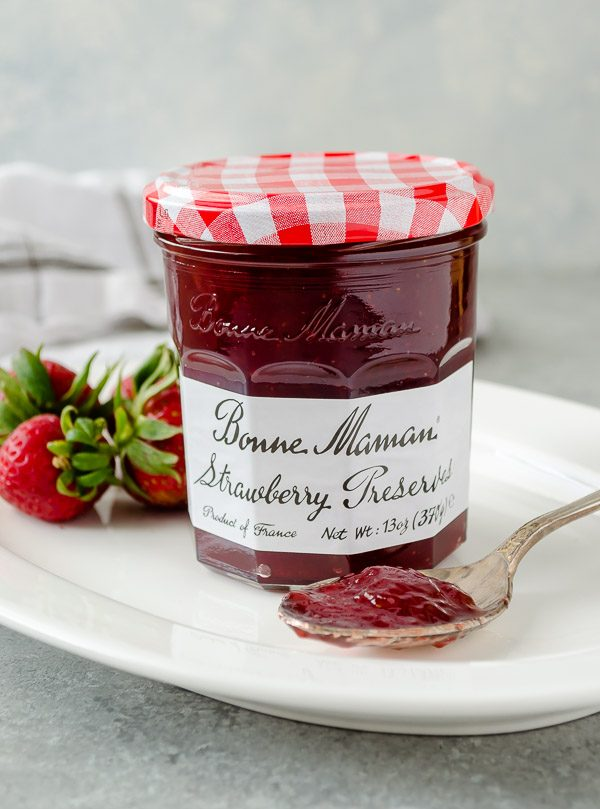 Bonne Maman Strawberry Preserves1