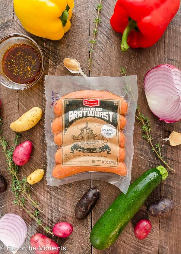 Klement's Smoked Bratwurst