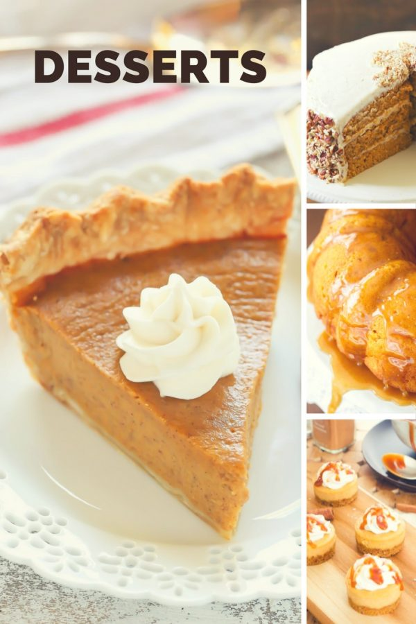 Ultimate Thanksgiving Dessert Recipes