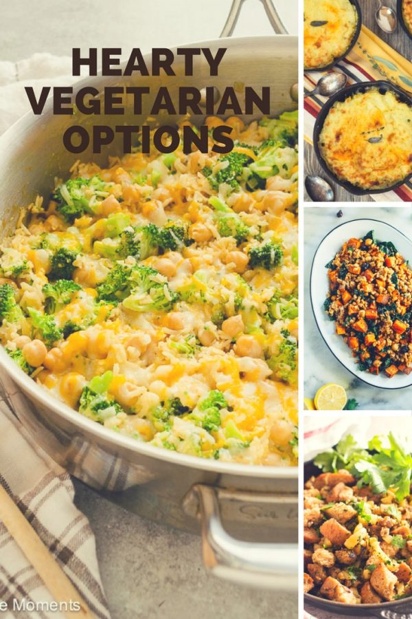 Hearty Thanksgiving Vegetarian Options
