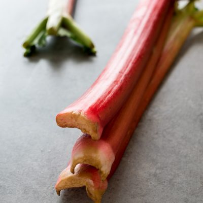 Produce of the Month Guide: Rhubarb | flavorthemoments.com