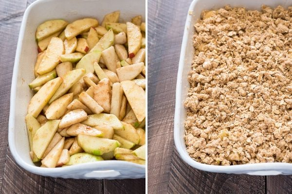 easy-apple-pear-crisp-process-collage
