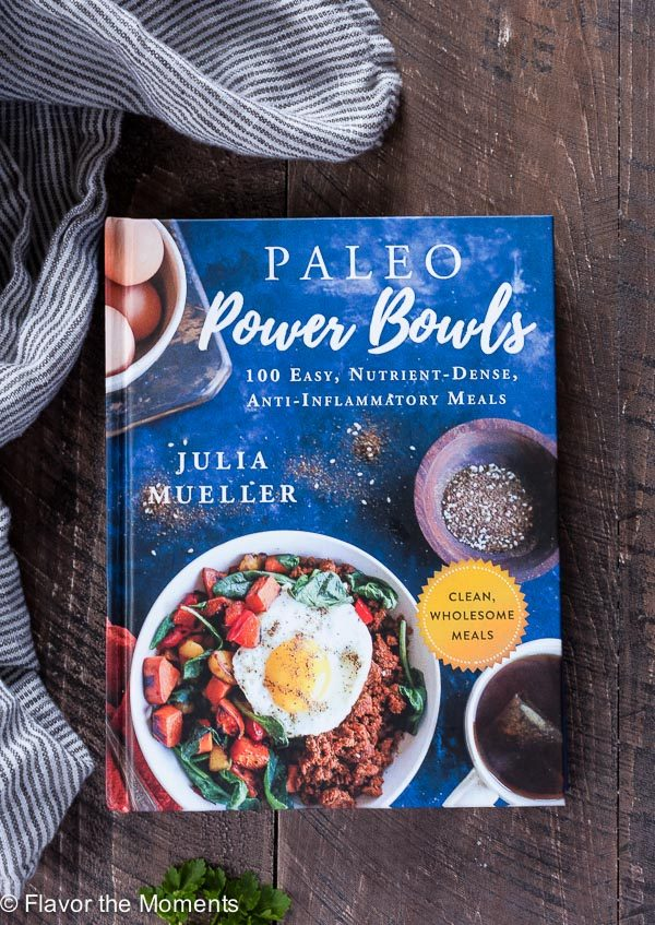 Paleo Power Bowls cookbook